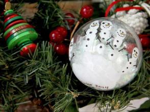 Diy Christmas Ornaments Make Kids Tos