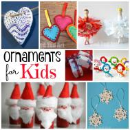 Diy Christmas Ornaments Red Ted Art Blog