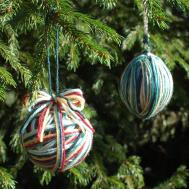 Diy Christmas Ornaments Small Things Great Love