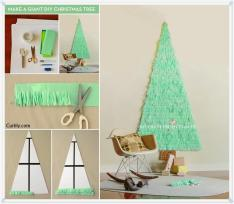 Diy Christmas Trees Ideas Craft Projects