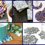 Diy Coasters Decorating Ideas Handmade Home Decor