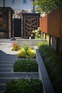 Diy Contemporary Planters Modern Garden Ideas