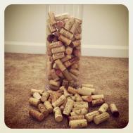 Diy Cork Board Wine Corks