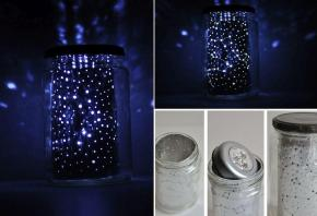 Diy Crafts Add Starry Space Themed Brilliance Your