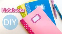 Diy Crafts Notebooks Back School Innova