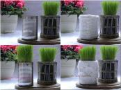 Diy Creative Decorations Recycled Tin Cans