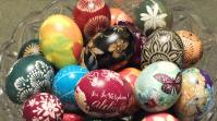 Diy Decorated Easter Eggs Collection Naturally Dyed