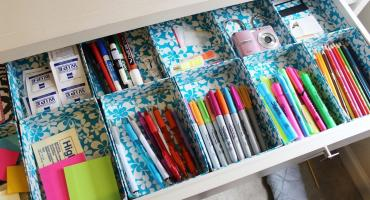Diy Desk Organizer Ideas Tidy Your Study Room