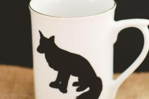 Diy Does Fox Say Sharpie Mug