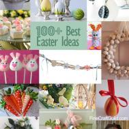 Diy Easter Eggs Scavenger Hunt