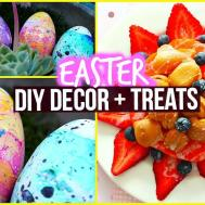 Diy Easter Marbled Egg Healthy Snack Ideas Attachment