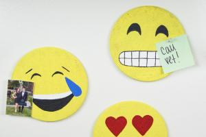 Diy Emoji Cork Boards Hack Club Crafted