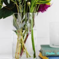 Diy Etched Glass Vase