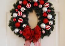 Diy Evergreen Christmas Wreath Sweet Dee