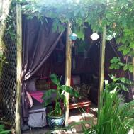 Diy Exotic Asian Moroccan Gazebo Restyle Thrift Store