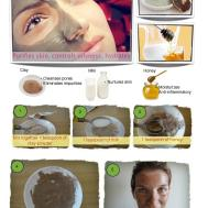 Diy Face Mask Oily Skin Donttouchthespikes