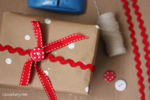 Diy Festive Wrapping Ideas