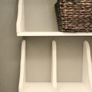 Diy Flipped Shelves Home Made Carmona