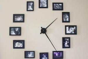 Diy Frame Clock 1mhowto