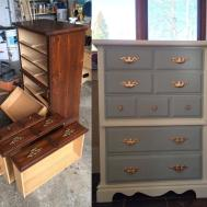 Diy Furniture Makeovers Chalk Paint Northview