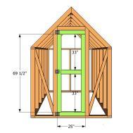 Diy Greenhouse Plans Garden Build