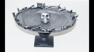 Diy Halloween Decoration Tutorial Make Skeleton