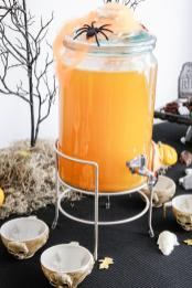 Diy Halloween Dessert Table Let Mingle Blog