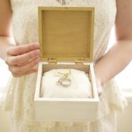 Diy Hand Lettered Wooden Ring Box Popsugar Smart Living