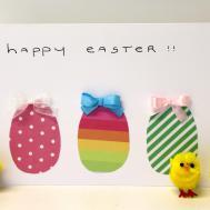 Diy Happy Easter Card