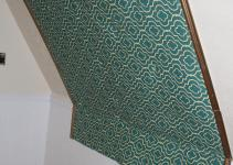 Diy Headboard Fabric Panel Wall Home Reno Lover