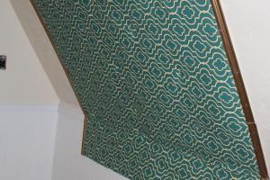 Diy Headboard Fabric Panel Wall Home Reno Lover