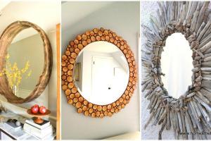 Diy Home Decor Project Ideas Creative Mirrors Make