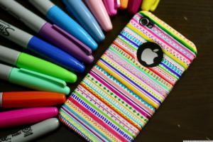 Diy Iphone Case Brighten Any Cold Winter Day