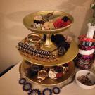 Diy Jewelry Holder Festoon Frill
