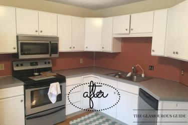Diy Kitchen Countertop Makeover Glamourous Guide
