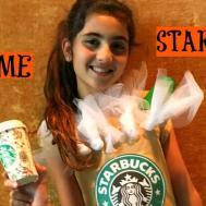 Diy Last Minute Halloween Costume Starbucks