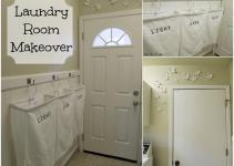 Diy Laundry Room Makeover Craft Projects
