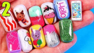 Diy Miniature Phone Cases