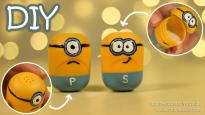 Diy Minions Salt Pepper Shakers Make