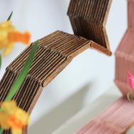 Diy Modern Bunny Wall Decor Perfect Easter Nursery