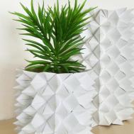 Diy Origami Vase Himmel Lle Fortune Teller