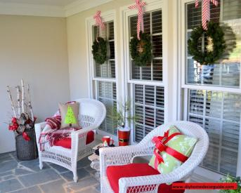 Diy Outdoor Christmas Decorations Ideas 2014
