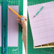 Diy Paper Advent Calendar Christmas Club Crafted