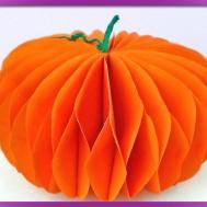 Diy Paper Pumpkin Eng Subtitles Speed 144