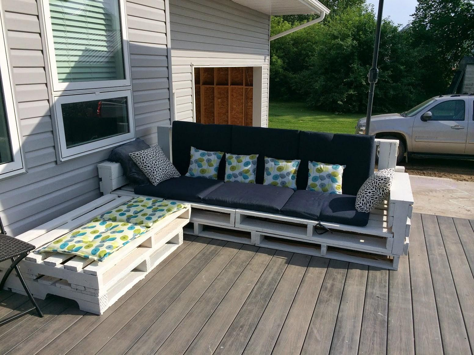 31 fantastic diy outdoor lounge design