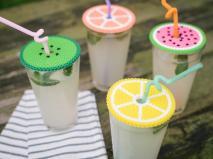 Diy Perler Bead Drink Covers Coasters