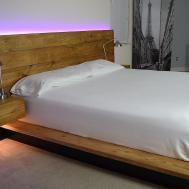 Diy Platform Bed Floating Night Stands Plans