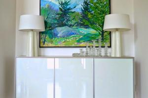 Diy Plywood Topped Hack Floating Credenza Dans