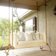 Diy Porch Bed Swing Build Craft Love