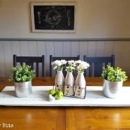 Diy Rustic Farmhouse Pallet Table Runner